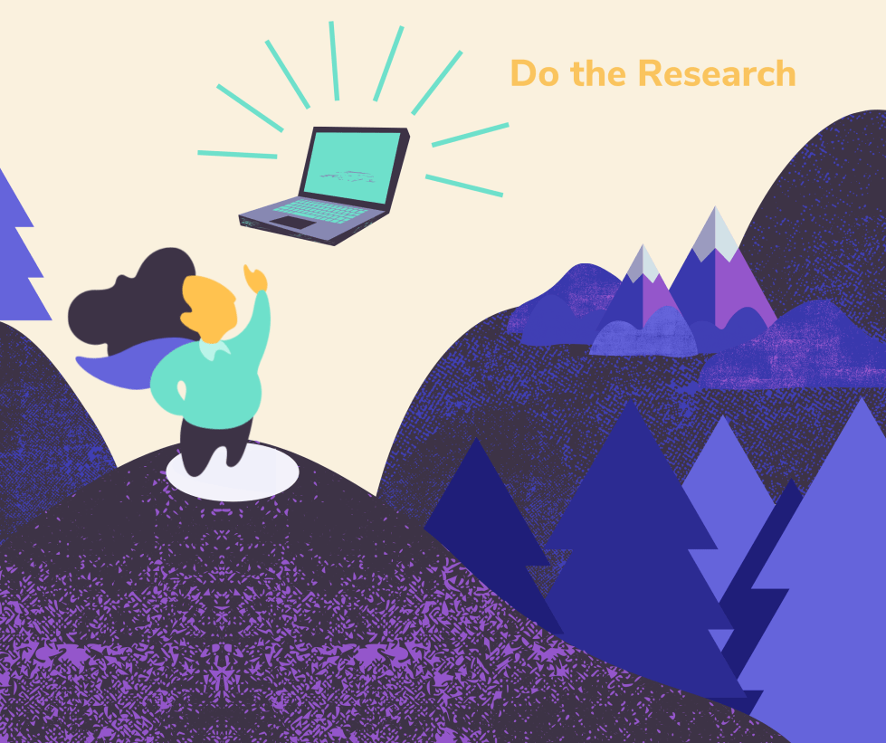 Research career options