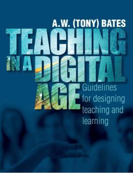 Teaching in a Digital Age dr. tony bates